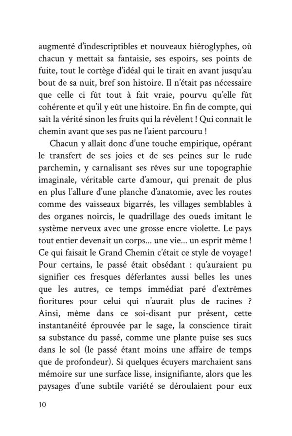 Autour De L'Ecriture Imaginale (page 10)
