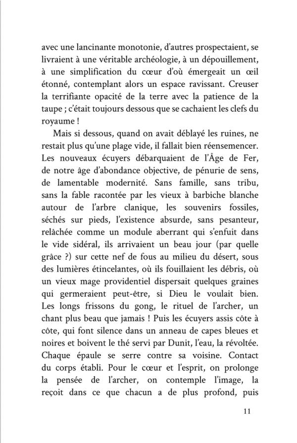 Autour De L'Ecriture Imaginale (page 11)