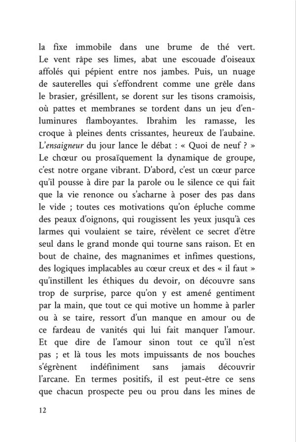 Autour De L'Ecriture Imaginale (page 12)