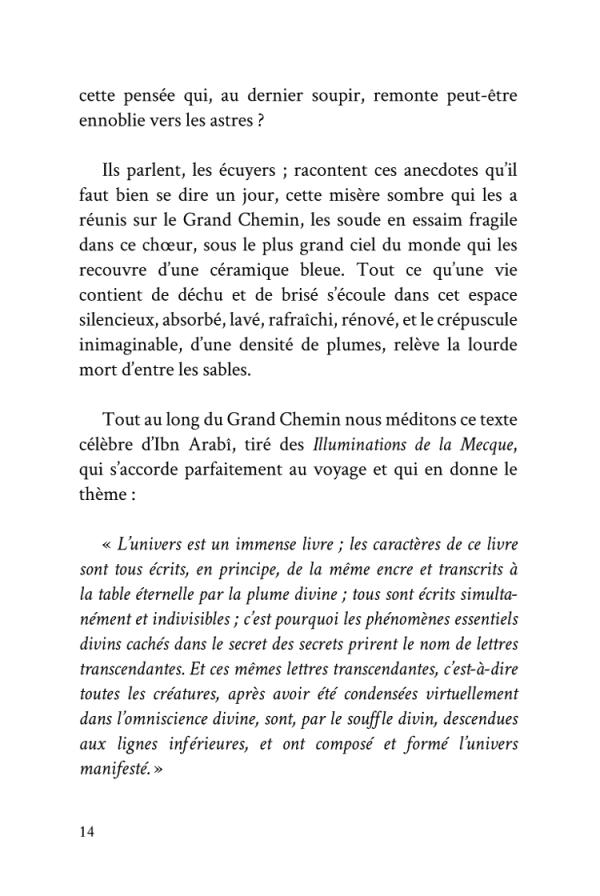 Autour De L'Ecriture Imaginale (page 14)