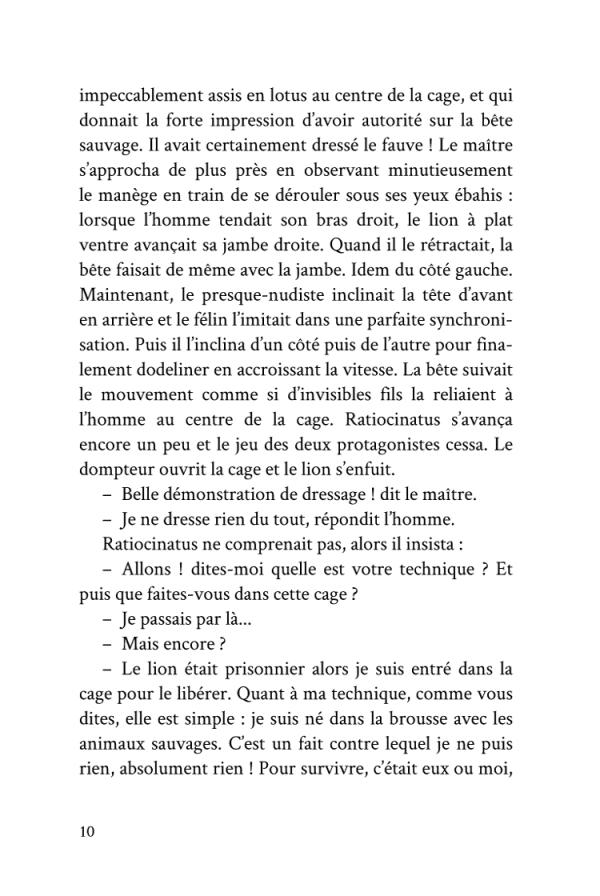 Voyage d'un Saumon Noir page 10
