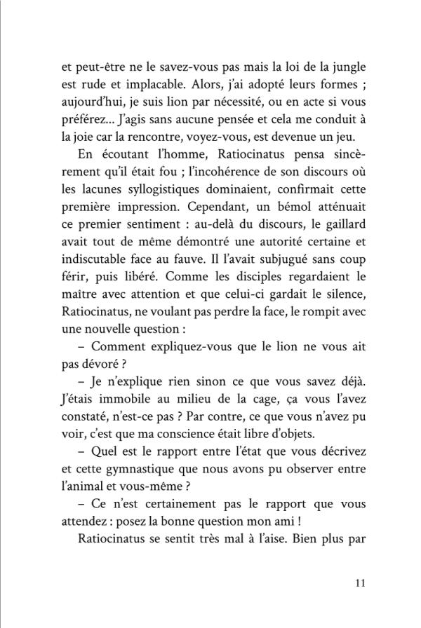 Voyage d'un Saumon Noir page 11