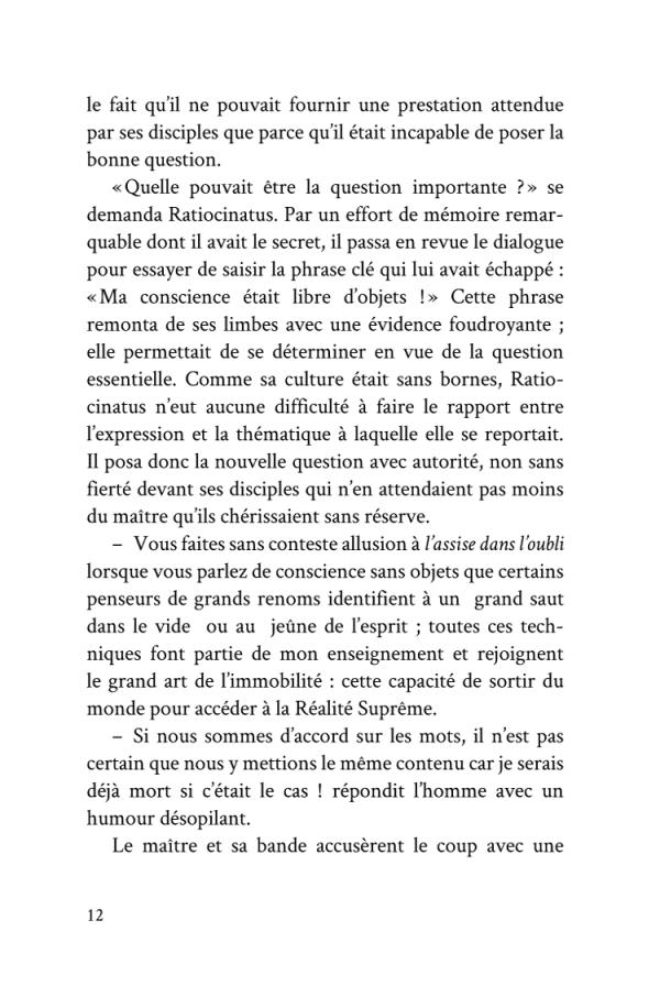 Voyage d'un Saumon Noir page 12