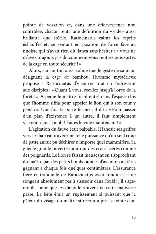 Voyage d'un Saumon Noir page 13